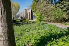 Denver Botanic Gardens bonito imagem de stock royalty free