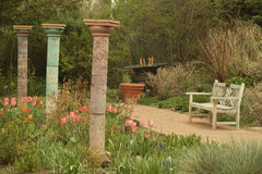 Denver Botanical Garden Royalty Free Stock Image