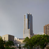 Denver Building du centre Photographie stock