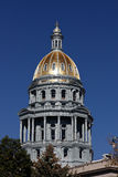 Denver Capitol Royalty Free Stock Photography