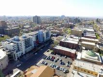 Denver City Imagem de Stock Royalty Free