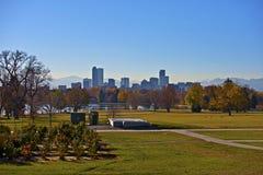 Denver City Park Imagen de archivo