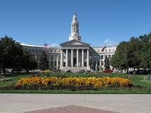 Denver Civic Center - City and County Buildin Royalty Free Stock Photography