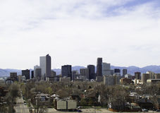 Denver, CO Stock Image