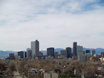 Denver, CO Royalty Free Stock Image