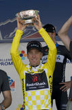 Denver, CO - Aug 28: Levi Leipheimer wins at the 2 Stock Photography