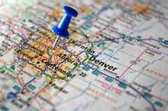 Denver, Colorado immagini stock