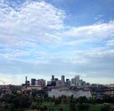 Denver Colorado Royalty-vrije Stock Afbeeldingen
