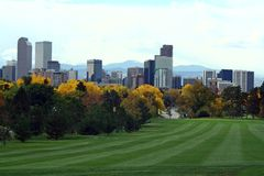Denver, Colorado Royalty Free Stock Photography