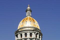 Denver Colorado Capital Building Gold Dome Royalty Free Stock Image