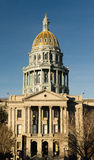 Denver Colorado Capital Building Government Dome Architecture Stock Image
