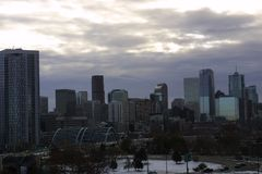 Denver Colorado Cityscape 2018