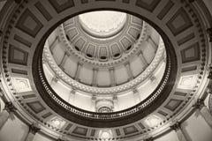 Denver, Colorado - edificio del capitolio del estado imágenes de archivo libres de regalías
