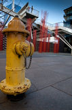 Denver Colorado Fire Hydrant Royalty Free Stock Photos