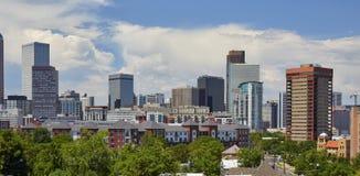 Denver, Colorado Skyline stock images