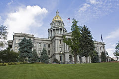 Denver, Colorado - State Capitol Stock Image