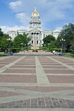 Denver, Colorado - State Capitol Stock Images