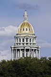 Denver, Colorado - State Capitol Royalty Free Stock Image