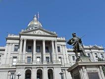 Denver Colorado State Capitol Building Stockfotografie