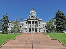 Denver Colorado State Capitol Building Stockfotos