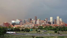 Denver, Colorado, USA stock footage