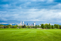 Denver downtown, Colorado Stock Photo
