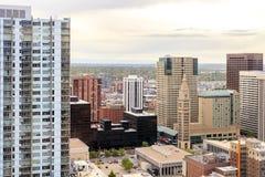 Denver downtown, Colorado, USA Royalty Free Stock Image