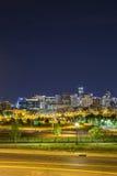 Denver downtown panorama, Colorado Stock Photography