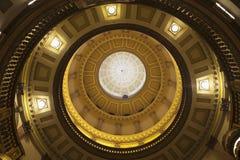 Denver - edificio del capitolio del estado imagen de archivo libre de regalías