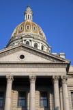 Denver - edificio del capitolio del estado fotografía de archivo libre de regalías