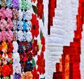 Denver Fair-Steppdecken Stockbilder