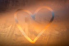 Denver Heart Stock Image