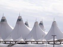 Denver International Airport Stock Image