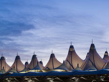 Denver International Airport Royalty Free Stock Image