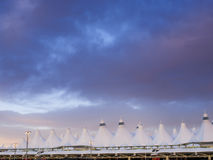 Denver International Airport Royalty Free Stock Images
