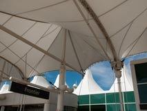 Denver International Airport Royalty Free Stock Photo