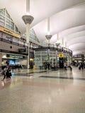 Denver international airport Royalty Free Stock Photography