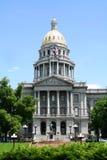 Denver-Kapitol-Gebäude Stockbild