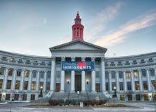 Denver Kocha imigrantów Obrazy Royalty Free