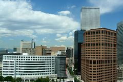 Denver, Kolorado lizenzfreies stockfoto