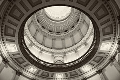 Denver, Kolorado - Zustand-Kapitol-Gebäude Lizenzfreie Stockbilder