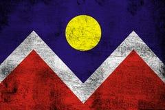 Denver le Colorado illustration de vecteur