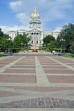 Denver, le Colorado - capitol d'état Images stock