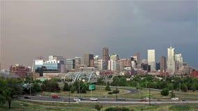 Denver, le Colorado, Etats-Unis banque de vidéos