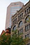 Denver, le Colorado, surnommé la ville à hauteur de mille Image stock
