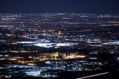 Denver Metro Area fotografie stock libere da diritti