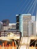 Denver Millennium Bridge Stock Images