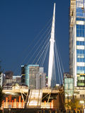 Denver Millennium Bridge Stock Image