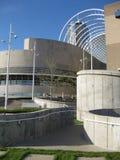 Denver-Mitte von Performing Arten Stockbild