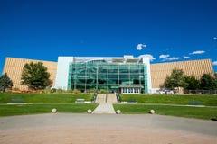 Denver Museum de la naturaleza y de la ciencia Imagenes de archivo